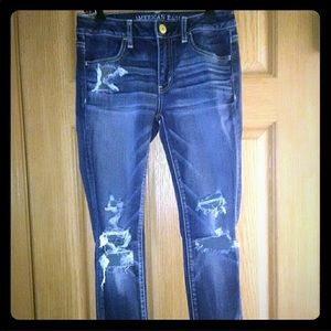 American Eagle Jeans 4s